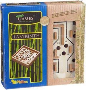 Philos 3194 - Labyrinth, klein, Bambus
