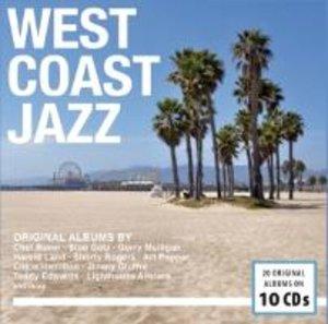 West Coast Jazz - Original Albums