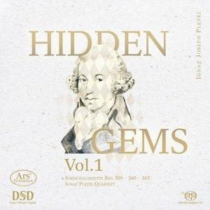 Hidden Gems Vol.1-Streichquartette Ben 359-361