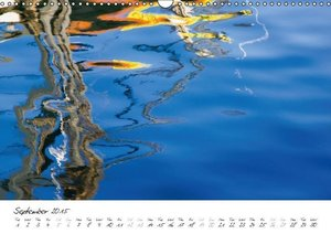 Watervision In Colour (Wall Calendar 2015 DIN A3 Landscape)