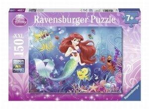 Alle lieben Arielle. Puzzle 150 Teile XXL
