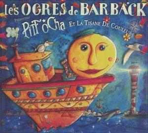 Pitt Ocha Et La Tisane De Couleurs