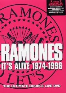 Ramones - Its Alive 1974-1996