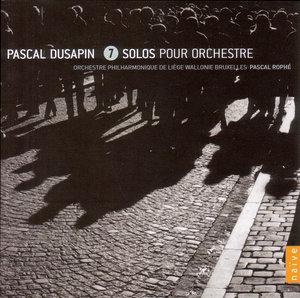 7 Solos Pour Orchestre