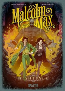 Malcolm Max 03. Nightfall