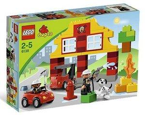 LEGO® Duplo 6138 - Erste LEGO® Duplo Feuerwehrstation