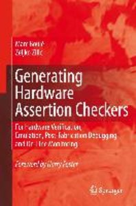 Generating Hardware Assertion Checkers