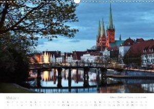 Hafenstädte der Ostsee (Wandkalender 2017 DIN A3 quer)