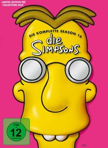 Die Simpsons - Season 16
