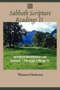 Sabbath Scripture Readings II - Spiritual Meditations from the O
