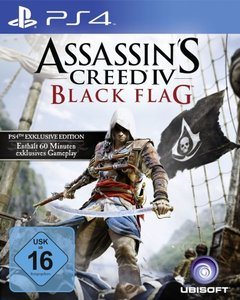 Assassinss Creed 4 - Black Flag - Bonus Edition