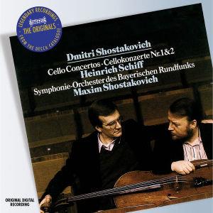 Cellokonzerte 1,2