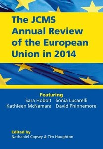 The JCMS Annual Review of the European Union
