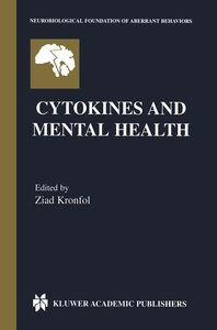 Cytokines and Mental Health