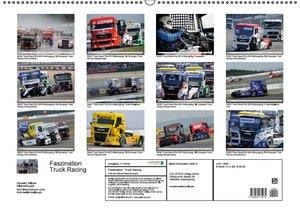 Faszination Truck Racing (Wandkalender 2016 DIN A2 quer)