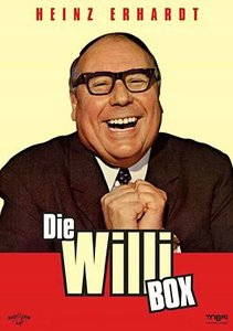 Heinz Erhardt - Die Willi Box