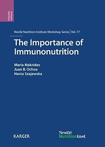 The Importance of Immunonutrition