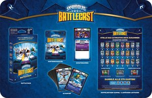 Skylanders Battlecast Battle Pack A