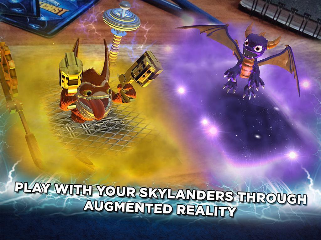 Skylanders Battlecast Battle Pack A - zum Schließen ins Bild klicken