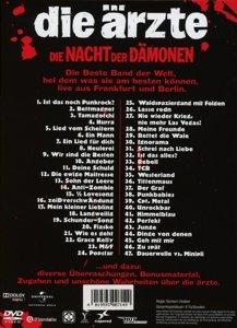 Live-Die Nacht Der Dämonen (2 DVD)