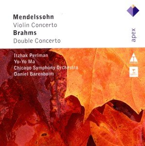 Double Concerto/Violin Concerto