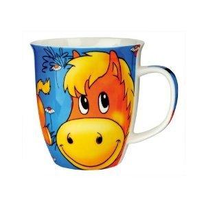 Bino 83305 - Spardose mit Tasse Pferd
