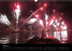 The Other Venice / UK-Version (Wall Calendar 2015 DIN A3 Landsca