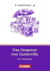 einfach lesen! Das Gespenst von Canterville. Aufgaben und Übunge