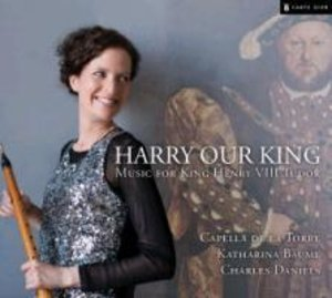 Harry Our King