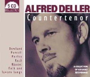 Alfred Deller-Countertenor