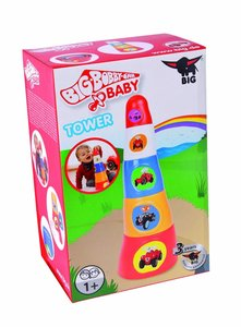 BIG 800055902 - Baby-Tower, Stapelturm