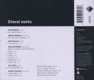 Chorwerke