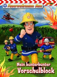 Feuerwehrmann Sam Vorschulblock
