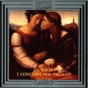 Bach/I Concerti Per Organo