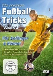 Die coolsten Fussballtricks - Volume 2