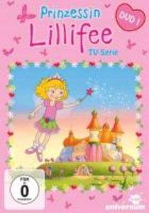 Prinzessin Lillifee TV-Serie - DVD 1