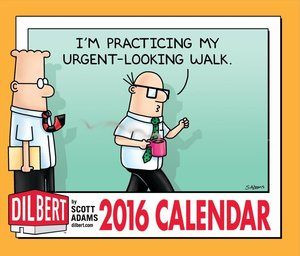 Dilbert 2016 Day-to-Day Calendar