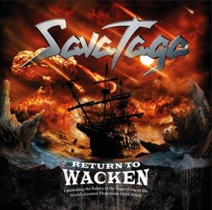 Savatage;Return To Wacken