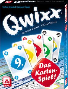 Qwixx Das Kartenspiel
