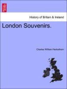 London Souvenirs.