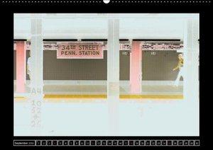 Digital-Art URBAN VIEWS (Wandkalender 2016 DIN A2 quer)