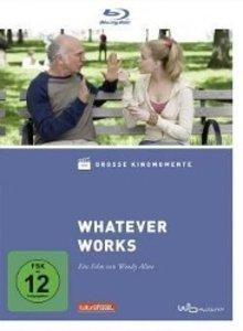 Große Kinomomente 3-Whatever Works BD