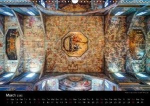Monuments of Poland 2015 (Wall Calendar 2015 DIN A3 Landscape)