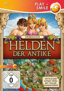 PLAY+SMILE: Demigods - Helden der Antike