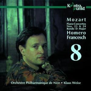 Klavierkonzerte 23 & 24/Rondo D Major