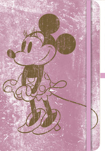 Green Journal small MICKEY MOUSE
