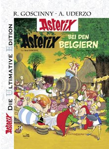Die ultimative Asterix Edition 24. Asterix bei den Belgiern