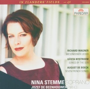 Wesendonklieder/Songs by the Sea IFF 40
