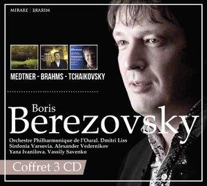 Coffret Boris Berezovsky