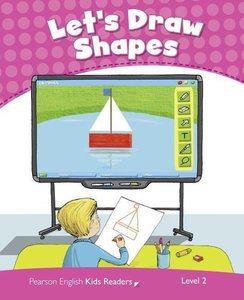 Penguin Kids 2 Let's Draw Shapes Reader CLIL